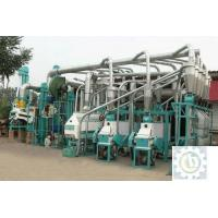 Buy cheap wheat flour mill 6FTF-100 Wheat Flour Milling Machine from wholesalers