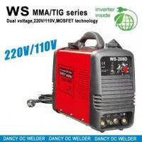 Buy cheap Dual voltage TIG/MMA welder WS-200D product