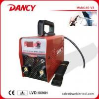 Quality Welding machine family or small repair shop use MMA140 pocket size IGBT welder wholesale