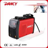 Quality MMA Welder 220V MMA 200 electrode welding machine wholesale