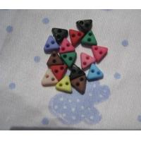 China NBSB016mini triangle buttons for sewing craft on sale