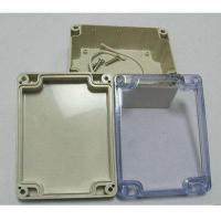 Quality Plastic injection parts ABS sealed plastic waterproof enclosure wholesale