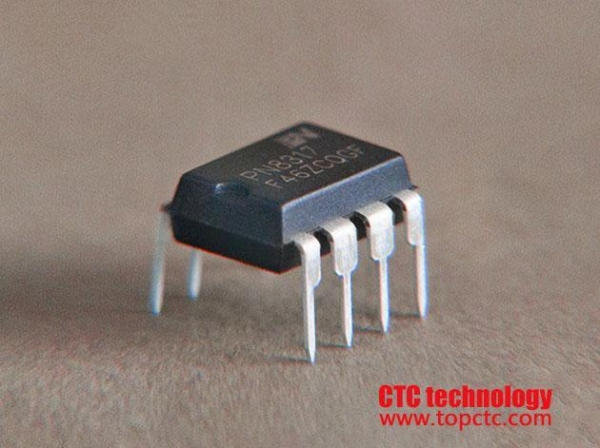 Cheap LED driver IC Non-isolate driver IC for LED PN8317 for sale