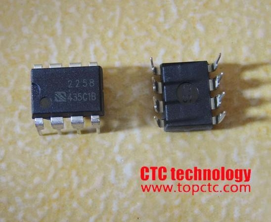 Cheap LED driver IC Non-isolate driver IC for LED-SD2258 for sale