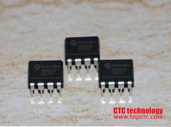 China LED driver IC Non-isolate driver IC for LED-RM9282D