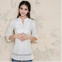 Quality Blouse Product name:Sleeved Blouse 5 wholesale