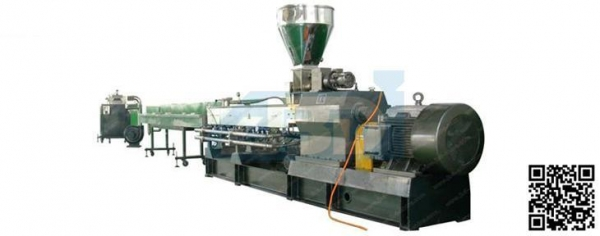 China Contact Now plastic granulator for sale Plastic Cold Granulation (Strand-cutting) Production Line