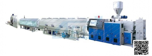 China Contact Now pvc pipe production line PVC Plastic Pipe Production Line