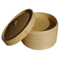 Quality Bamboo Steamer Two Tier Bamboo Steamer wholesale