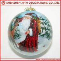 Buy cheap Christmas Ball Stock-Promotional Christmas ball group from wholesalers