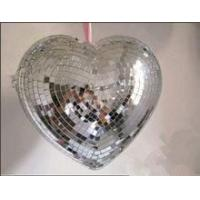 Buy cheap NEW design glass heart for valentine's day from wholesalers