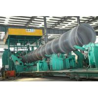 Petroleum Line Pipes (Spiral Submerged Arc-Welded Steel Pipe)