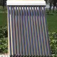China Solar Collector Glass Vacuum Tube Solar Collector on sale