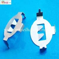 China Precision stamping parts cr2032 coin battery holder on sale