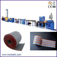 Quality Computer Flat Wire And Color Flat Wire Extrusion Line wholesale