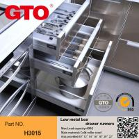 Quality H3015-01 Drawer boxes kitchen drawer runners wholesale