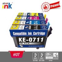 China Starink Brand Patent Compatible printer cartridge for epson T0711 on sale