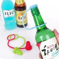 Buy cheap Eco-friendly silicone bottle stopper from wholesalers