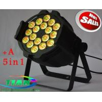 Quality 18*15W RGBWA 5in1 LED PAR / LED PAR LIGHT / LED Spot / LED Projector (PAR-T1805) wholesale