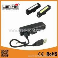 Buy cheap Lumifire S630 High Power LED USB Rechargeable COB Bicycle Led Light from wholesalers