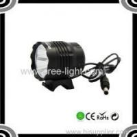 Buy cheap POPPAS YZL833 High Quality Flexible 4LED T6 Super High brightness 2400lm Front Bicycle Led Light from wholesalers