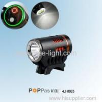 Buy cheap New Design Multi Function CREE XM-L L2 Aluminum LED Bicycle Light POPPAS-LH863 from wholesalers