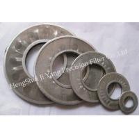 Buy cheap Stainless Steel Filter Mesh Filter Disc from wholesalers
