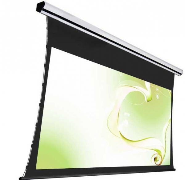 Cheap tab tension projection screen of cynthiacn for Tab tensioned motorized projection screen