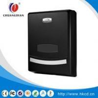 China Welcomed Upgrade Version Wall- Mounted hand Toilet N-Fold Paper Towel Dispenser CD-8135B on sale