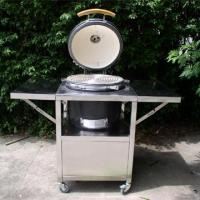 China Mobile Simply Stainless Steel BBQ Cart AU-21S3 on sale