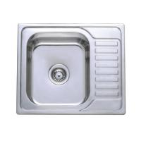 Quality TCI5850S TCI5850S Single Bowl Sink 304 Stainless Steel Sink wholesale