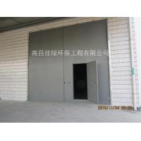 Buy cheap Industrial soundproof door product