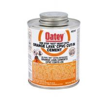 Buy cheap Orange Lava Hot CPVC Cut-In Cement product