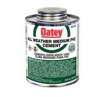 Buy cheap PVC All Weather Clear Cement from wholesalers