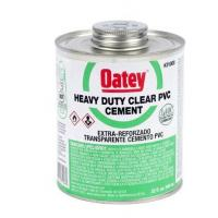 Buy cheap PVC Heavy Duty Clear Cement from wholesalers