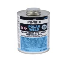 Buy cheap 2600 Series Polar-Weld PVC All Weather Cement product