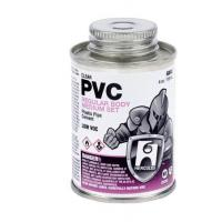 Buy cheap PVC - Clear Regular Medium Set Cement product