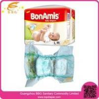Quality Super dry diaper in bulk manufactures baby diaposable diaper in Guangzhou wholesale
