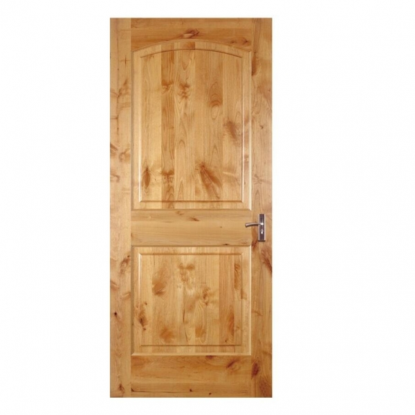 Cheap Solid Knotty Alder Interior Door Of Wooddoorsmanufacturer