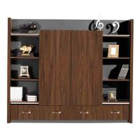 Display Cabinet HP-333 Display Cabinet with Two Sliding Doors