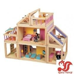 Cheap Musical toys Dolls house Model No.: SY19002 for sale