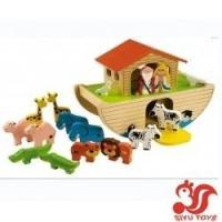 Buy cheap Wooden Noahs Ark Model No.: SY2010 from wholesalers