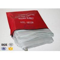Quality 1m x 1m Heat Resistant Fire Rated Insulation Blanket For Kitchen wholesale