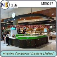 Quality Mall Espresso Coffee Kiosk Design For Sale 15ft*18ft wholesale