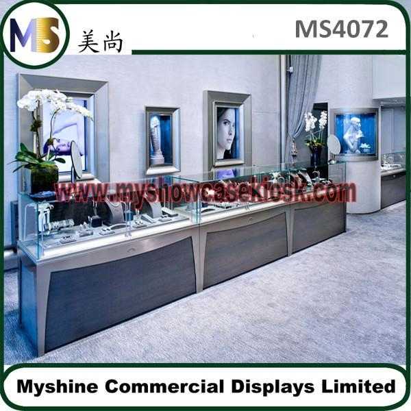 Cheap Jewelry Shop Interior Design Of Myshowcasekiosk