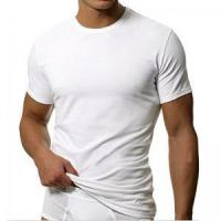 Quality Silk Short Sleeves T-Shirt for Men wholesale