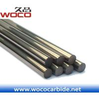 China Carbide Rod Tungsten Carbide Rods Suppliers on sale