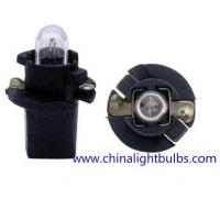 China Wedge base MF2 12V 1.2W dashboard light bulb-Chinalightbulbs on sale