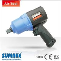 China 3/4 Twin hammer super duty composite air impact wrench on sale