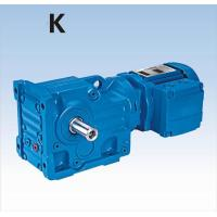 Buy cheap helical-bevel geared motor K series from wholesalers